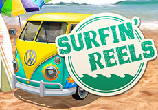 Surfin' Reels Slots  (Booming Games)