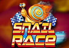 Snail Race Slots  (Booming Games)