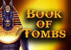 Book of Tombs Slots  (Booming Games)
