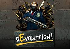 Revolution Slots  (Booming Games)
