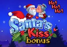 Santa´s Kiss Slots  (Booming Games)