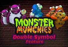 Monster Munchies Slots  (Booming Games)