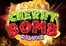 Cherry Bomb Deluxe Slots  (Booming Games)