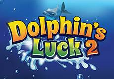 Dolphin´s Luck 2 Slots  (Booming Games)