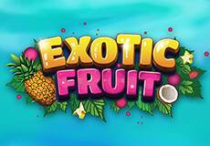 Exotic Fruit Slots  (Booming Games)
