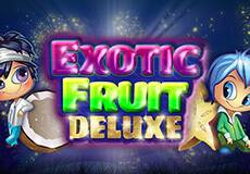 Exotic Fruit Deluxe Slots  (Booming Games)