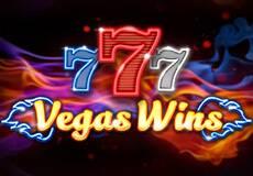 Vegas Wins Slots  (Booming Games)