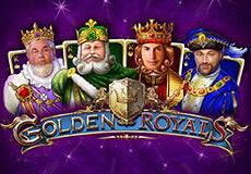 Golden Royals Slots  (Booming Games)