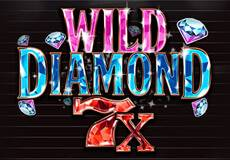 Wild Diamond 7x Slots  (Booming Games)
