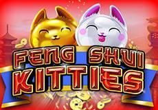 Feng Shui Kitties Slots  (Booming Games)