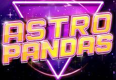 Astro Pandas Slots  (Booming Games)