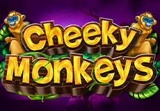 Cheeky Monkeys Slots  (Booming Games)