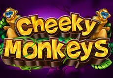 Cheeky Monkeys desktop