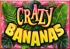 Crazy Bananas Slots  (Booming Games)