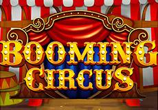 Booming Circus Slots  (Booming Games)