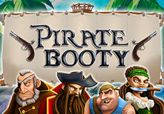 Pirate Booty Slots  (Booming Games)