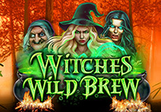 Witches Wild Brew Slots  (Booming Games)