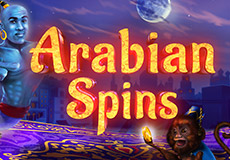 Arabian Spins Slots  (Booming Games)