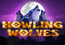 Howling Wolves Slots  (Booming Games)