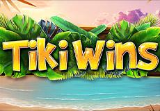 Tiki Wins Slots  (Booming Games)