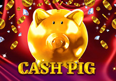 Cash Pig Slots  (Booming Games)