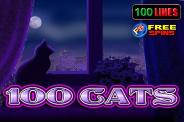 100 Cats Slots