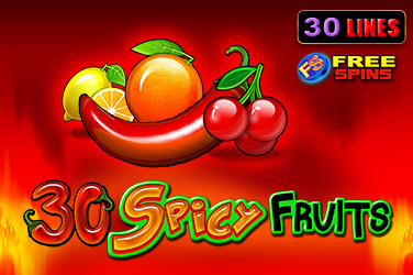 30 Spicy Fruits Slots