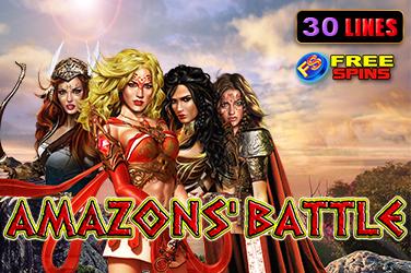 Amazons Battle főnyeremény  (EGT)