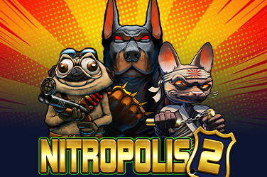 Nitropolis 2 Slots  (ELKGaming)