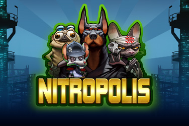 Nitropolis Slots  (ELKGaming)