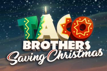 Taco Brothers Saving Christmas Slots  (ELKGaming)
