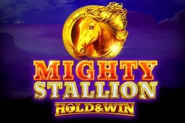 Mighty Stallion Hold & Win slots  (iSoftBet)