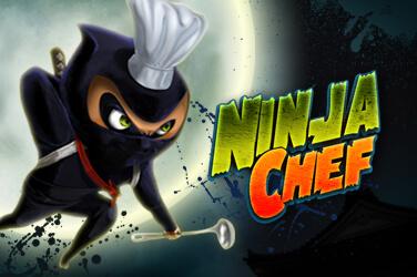 Ninja Chef Automaty Mobile (iSoftBet)