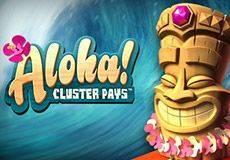 Aloha! Cluster Pays™ Slots  (NetEnt)