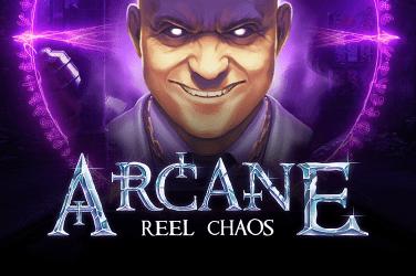 Arcane: Reel Chaos™ Slots Mobile (NetEnt)