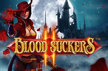 Blood Suckers II Slots  (NetEnt)