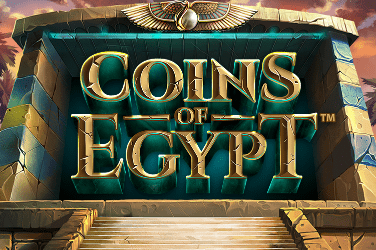 Coins of Egypt™ Slots  (NetEnt)