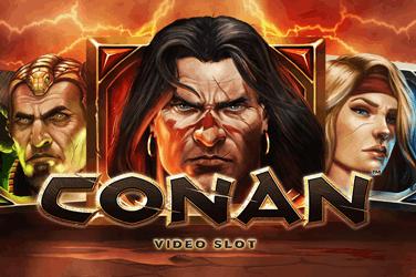 Conan Slots  (NetEnt)