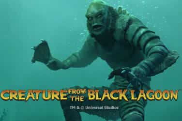 Creature from the Black Lagoon Slots Mobile (NetEnt)