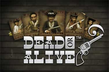 Dead or Alive Slots  (NetEnt)