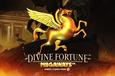 Divine Fortune Megaways Slots  (NetEnt)