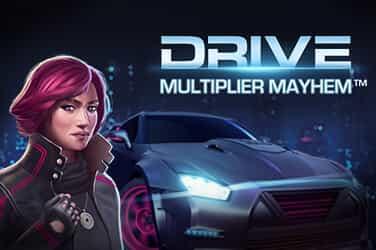 Drive: Multiplier Mayhem Slots Mobile (NetEnt)