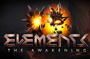 Elements Touch: The Awakening Slots Mobile (NetEnt)