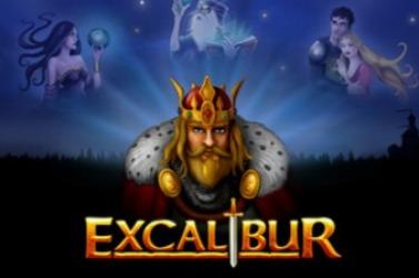 Excalibur Touch Slots Mobile (NetEnt)
