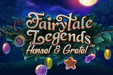 Fairytale Legends: Hansel and Gretel Touch Slots Mobile (NetEnt)