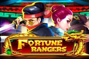 Fortune Rangers Slots  (NetEnt)
