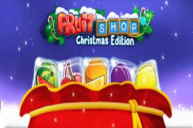 Fruit Shop Christmas Edition Slots  (NetEnt)