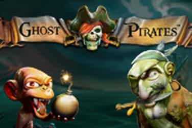 Ghost Pirates™ Slots  (NetEnt)