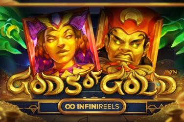 Gods Of Gold: InfiniReels Slots  (NetEnt)