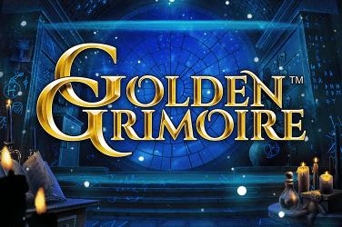 Golden Grimoire™ Slots  (NetEnt)